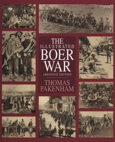 The Illustrated Boer War Paperback, Abridged African History, All Over The World, South Africa, Fiction, War, Illustration, Books, Comics, African