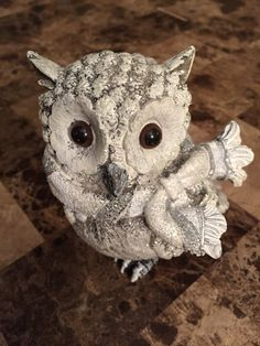 Winter Owl my good friend gave me!