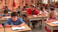Billy Madison movie scenes