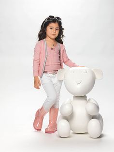 I love the kiddy swag... doesnt HAVE to be Gucci!