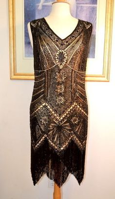 abd2585ab206 9 Best Great Gatsby dresses images | Great gatsby dresses, 1920s ...