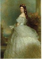 ROYALTY AUSTRIA - Empress Elisabeth of Austria ~ Sissi - Sisi ~ #5043a