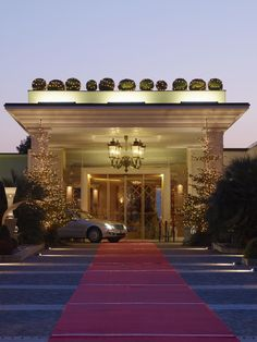 We are ready to welcome our guests for Christmas,@ Hotel Eden Roc Asona