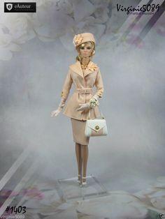 Tenue Outfit Accessoires Pour Fashion Royalty Barbie Silkstone Vintage 1403 | eBay