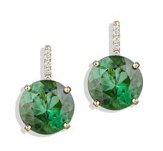 Jane Taylor Jewelry - easy to wear, stylish, and uncomplicated jewelry designs | Twinkle Twinkle Gem Drop Earrings