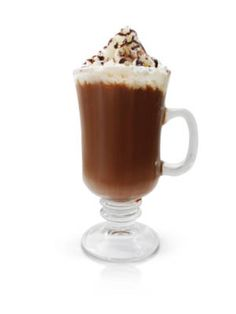 Cloud Nine Coffee:  1 oz. Kilbeggan Irish Whiskey ½ oz. Dekuyper Hazelnut Liqueur ½ oz. chocolate syrup 1 c. coffee Garnish: whipped cream and chocolate shavings  Combine all ingredients in a glass and stir. Garnish with whipped cream and chocolate shavings.