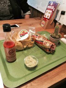 Kapoue Test n°54: Fresh Burritos à Strasbourg