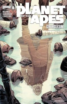 Tension Rises in PLANET OF THE APES: CATACLYSM #6