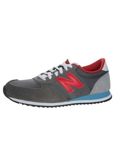 New Balance U420 Mujer/Hombre Gris Rojo Azul Claro Blanco,Latest trainers arrive - order from us with good price.