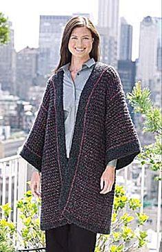 Knit Kimono Cardigan