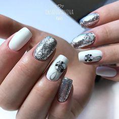 Mani Pedi, Winter Nails, Nail Art Designs, Beauty, Decoration, Friends, Sweet, Color Coordination, Gel Nails