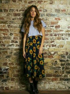 You could never gone wrong with Sunflowers and Docs.   G;)