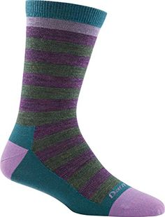 Darn Tough Good Witch Light Sock  Womens Poppy Plum Medium >>> Want to know more, click on the image.
