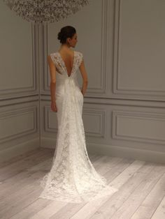 Behind the Scenes of Monique Lhuillier Bridal Spring 2013