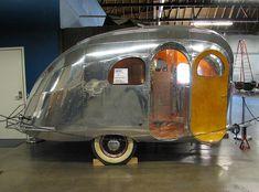 Vintage Travel Trailer Interiors   To Travel : Exterior Vintage Inspiration   mercer INTERIOR