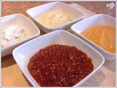 Sauce du diable pour fondue chinoise Plus Plus Fondue Recipes, Sauce Recipes, My Recipes, Asian Recipes, Favorite Recipes, Sauce Fondue Chinoise, Sauce A Fondue, Chicken Souvlaki, Fondue Party