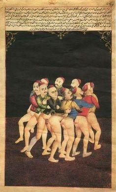 Of erotic museum art international