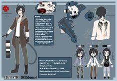 Creepypasta Slenderman, Creepypasta Characters, The Marionette, Yandere Girl, The Revenant, Parkour, Haikyuu Anime, Character Design Inspiration, Horror Stories