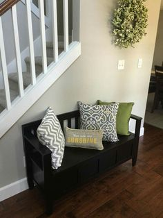 Another example of the pinterest.com popular paint color Agreeable Gray by Sherwin Williams