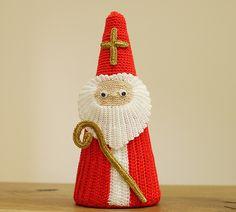 Ravelry: Sinterklaas Amigurumi