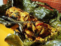 Resep Pepes Ikan Teri Pedas - Resep Masakan Indonesia