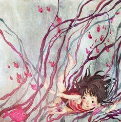 lohrien:  Illustrations byKhoa Le(moonywolf)