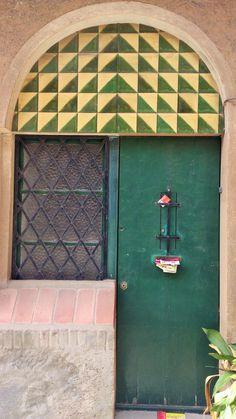 Passatge Lluïsa Vidal -Camp de l'Arpa (Barcelona)