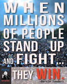 BernieSanders is fighting for the 99%. Bernie Sanders For President
