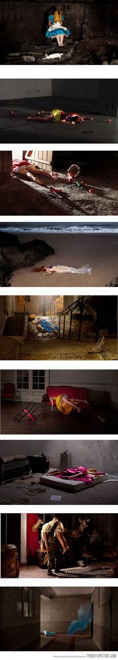 Disney's bad endings