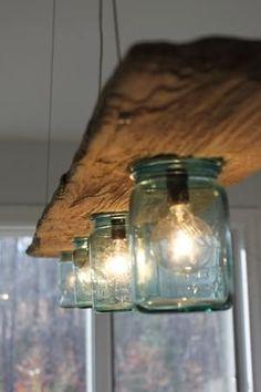 Sehe dir das Foto von Schuhfreak mit dem Titel Lampenschirm aus Konservierungsgläser basteln und andere inspirierende Bilder auf Spaaz.de an.