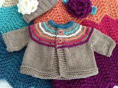 Baby Girl 5-Hour Sweater