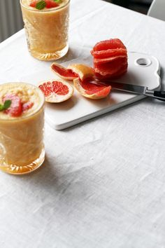 Citrus and Carrot Smoothie, by Fanni & Kaneli