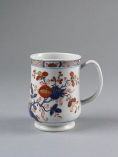 Mug | Bow Porcelain Factory | V Search the Collections