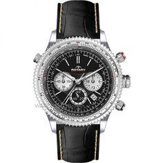 Mens Rotary Aquaspeed Chronograph Watch CATKIL1
