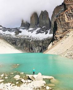 Travel to Patagonia... yes, please!