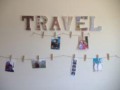 Travel decor