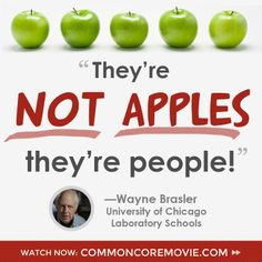 We couldn't have said it better.  Watch Building the Machine now at www.commoncoremovie.com