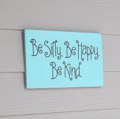 Childrens Sign Whimsical Sign Playroom Sign Aqua Wall by Milepost7, $22.00