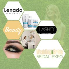 All the beauty tips and tricks you need on your wedding day all in one place! At the wedding and bride bridal expo!