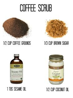Give your dry winter skin some extra love with this wonderful scrub. It will help you get rid of rough and dry hands instantly and will. Sugar Scrub For Face, Brown Sugar Scrub, Cypress Essential Oil, Jasmine Essential Oil, Homemade Body Care, Coffee Face Scrub, Natural Beauty Remedies, Aromatherapy Recipes, Dry Hands