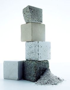 Novacem's Carbon Negative Cement is two steps in the right direction, simultaneously displacing a carbon-intensive building block and substituting it with something that goes beyond simply doing no harm.