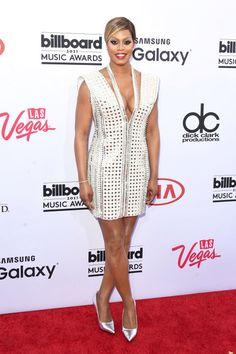 Laverne Cox @ The 2015 Billboard Music Awards