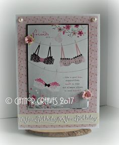 Designs by Gaynor Greaves Invitation Ideas, Invitations, Book And Frame, Hunky Dory, Friends Are Like, Heartfelt Creations, Little Books, Birthdays, Card Making