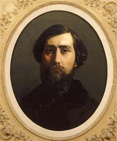 Portrait du Comte de Nieuwerkerke, Henri Lehmann