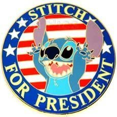 Stitch for President Yessssssssssssssssssssssssssssssssssssssssssssssssssssssssssssssssssssssssssssssssssssss Oh My I am buying this next time I go!!!!!!!!!!!!!!!!!!!!!!!!!!!!!!!!!!!!!!!!!!!!!!!!!!!!!!!!!!!!!!!!!!!!!!!!!!!!!!!!!!!!!!!!!