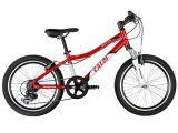Bicicleta Caloi Wild XS Aro 20 7 Marchas - Câmbio Shimano Quadro Alumínio Freio V-brake