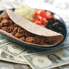 Homemade Taco Seasoning Mix Recipe from Taste of Home