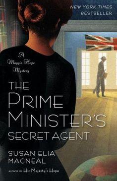 The Prime Minister's Secret Agent by Susan Elia MacNeal