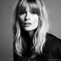 BLK DNM - Portraits by Inez and Vinoodh for BLK DNM June 2012