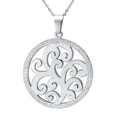 Delicate Tree of Life Necklace - Save 83% Just $16